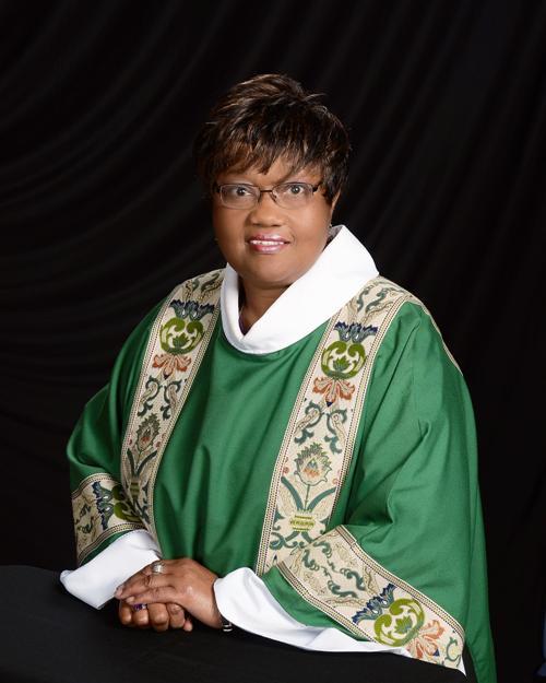 Senior Pastor Rev. Dr. Marjorie Nunes