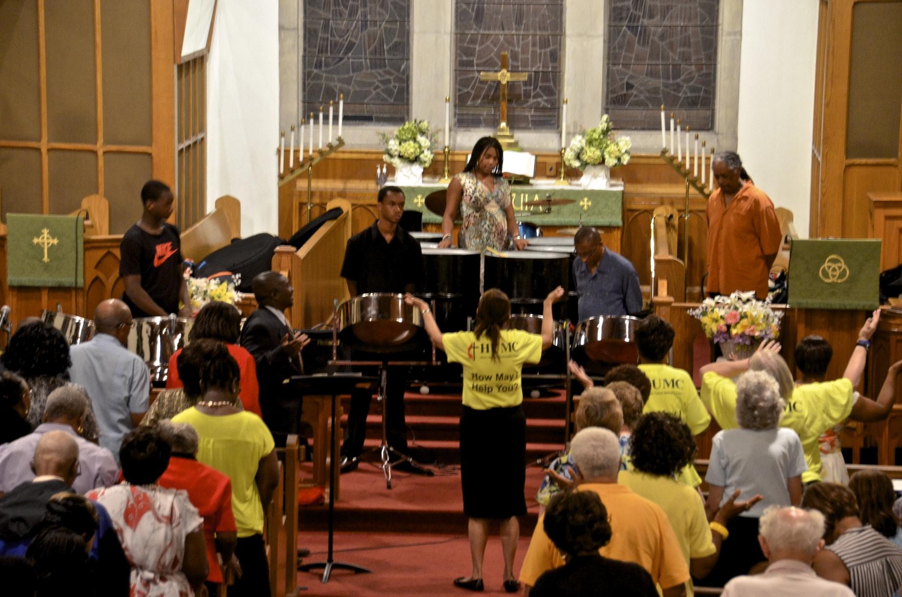 Revival Worship Extravaganza 08/21/15