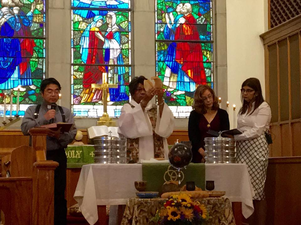 World Communion Sunday Oct 2, 2016