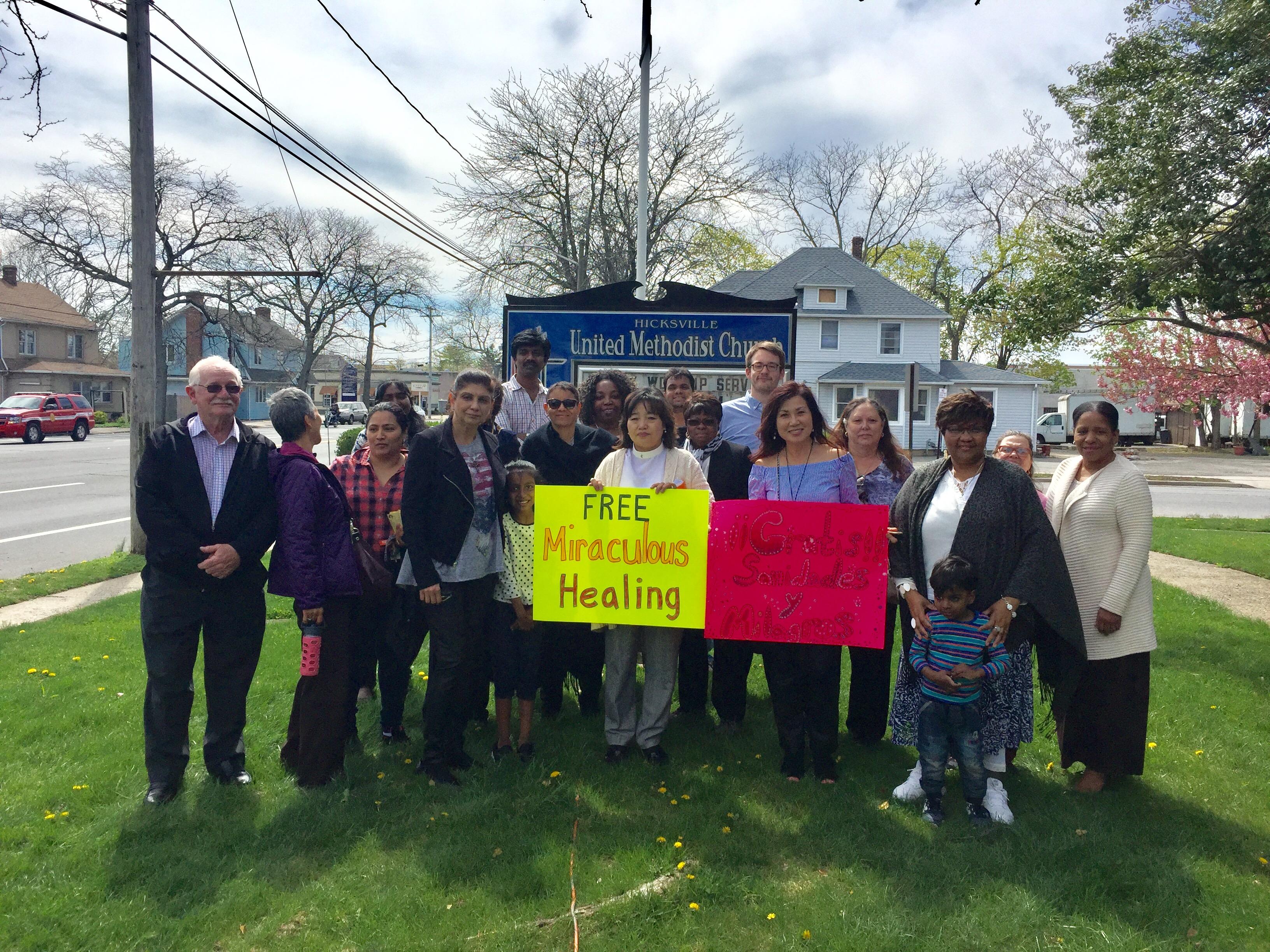 Elijah Challenge Healing Ministry