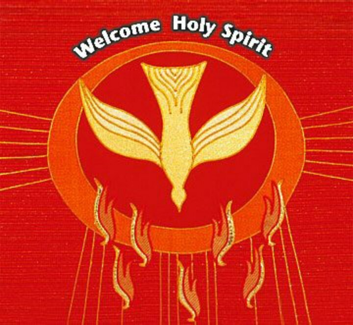 """Come Holy Spirit, Come!"""