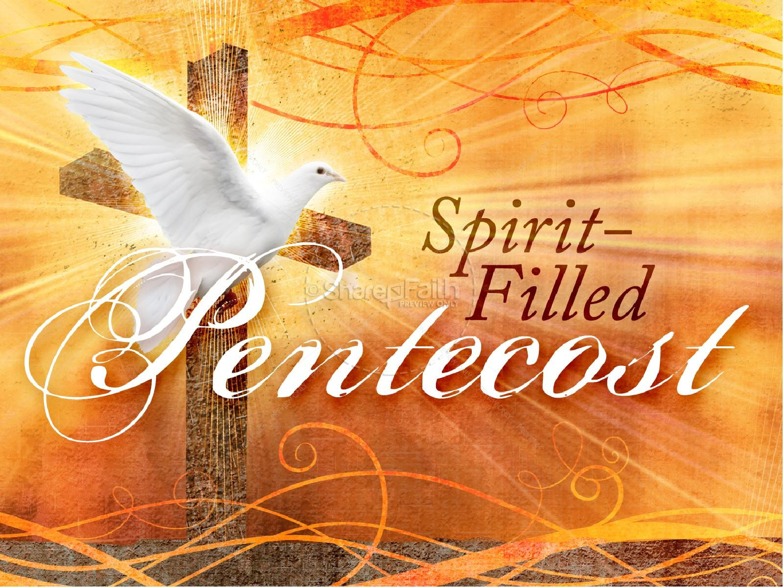 Pentecost Sunday – May 20, 2018