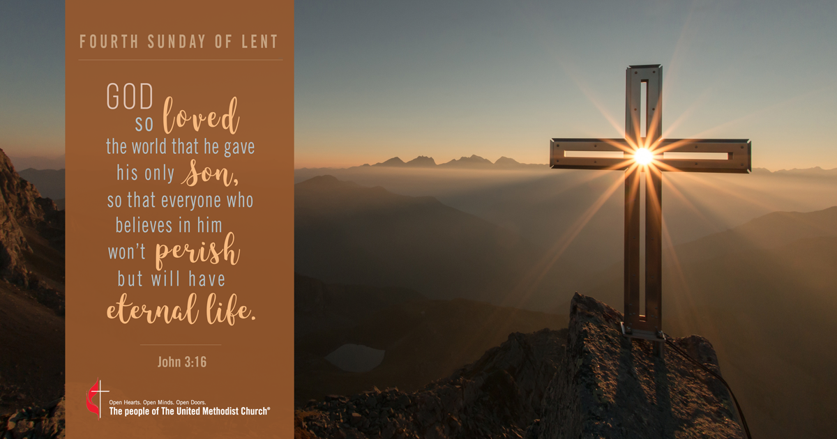 "Journey To The Cross – ""For God So Loved YOU!"""