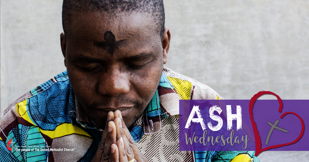 """""""Have mercy on me, O God, according to your unfailing love…"""" Psalm 51:1  ASH WEDNESDAY, February 17, 2021"""