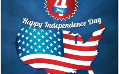 We Celebrate the Independence of Our Country Today!