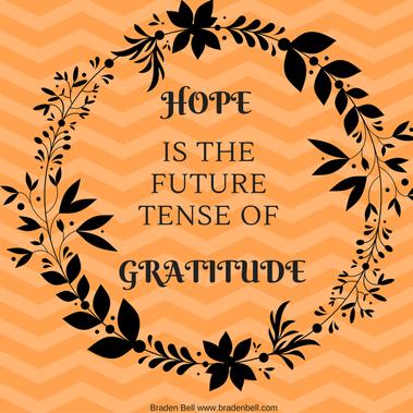 STEWARDSHIP SEASON OF HOPE