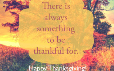 A BLESSED THANKSGIVING TO ALL!