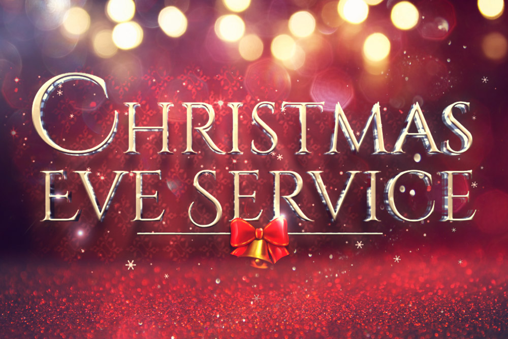 We Invite You To Join Us In Worship  At 8 PM
