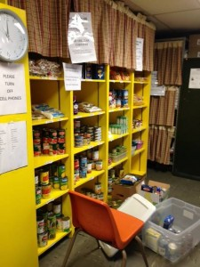 Food Pantry and Clothing Ministry