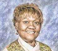 Rev. Dr. Marjorie E. Nunes